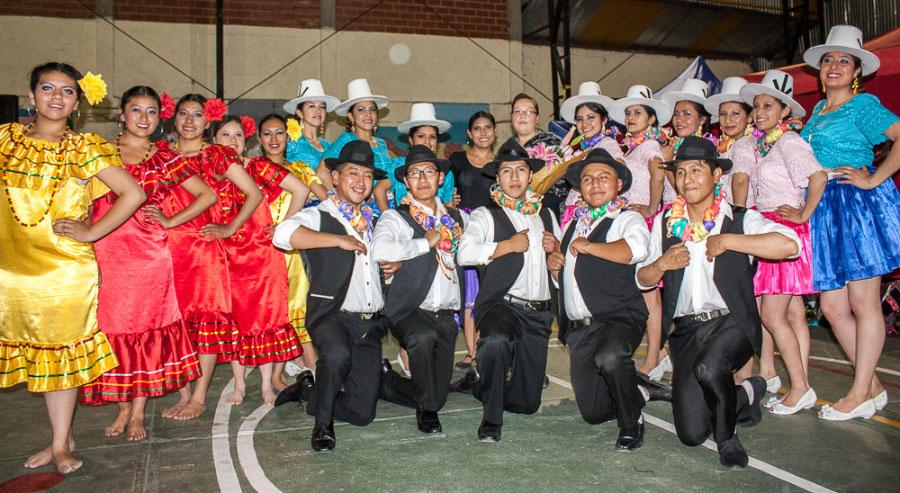 Sexto Festival de Danza Unifranz 2016