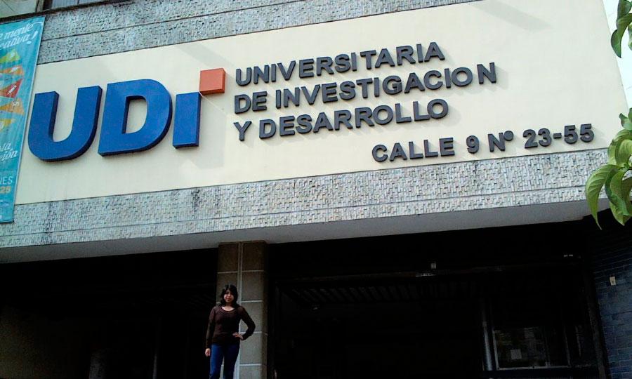 Estudiante de excelencia en Bucaramanga - Colombia