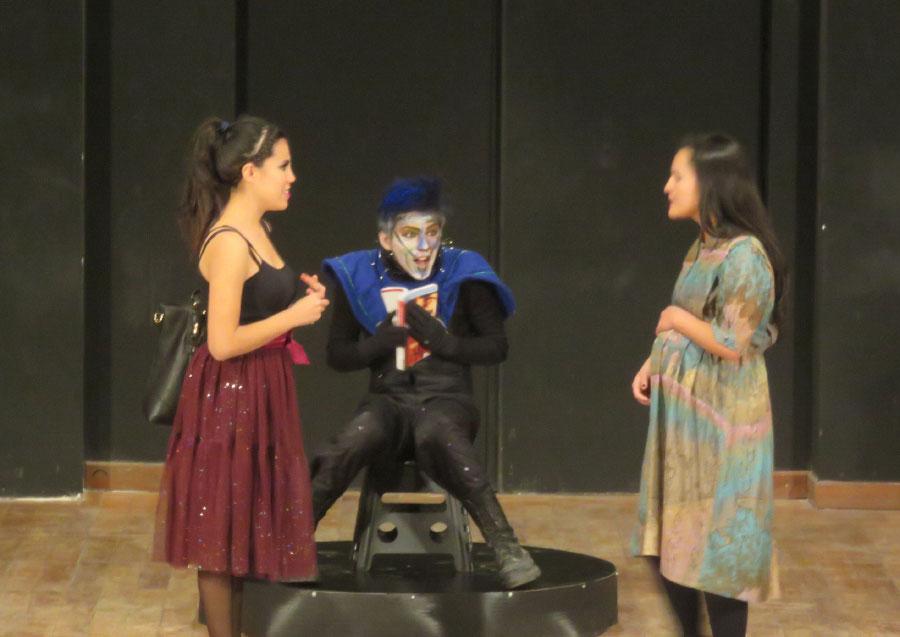 Presentación del Elenco Teatral UNIFRANZ