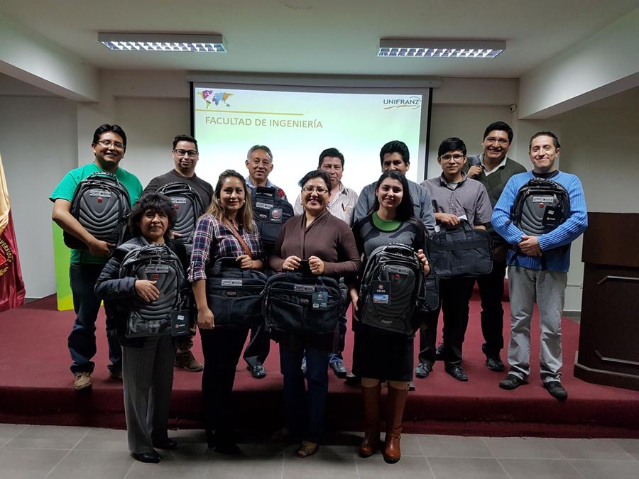 Reunión docente de análisis y coordinación de actividades y proyectos para la carrera de Ingeniería de Sistemas II - 2017