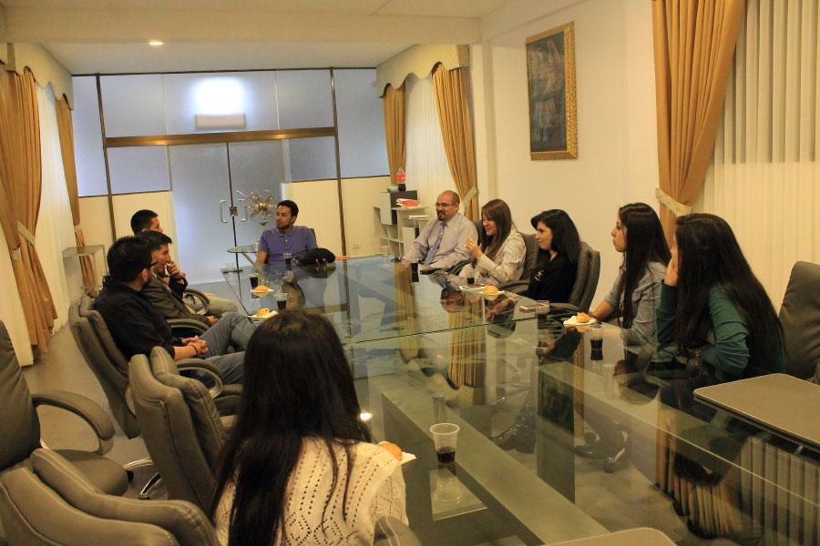 Bienvenida a Estudiante de Colombia Unifranz