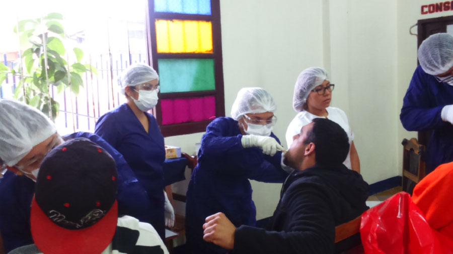 Brigada Odontológica UNIFRANZ