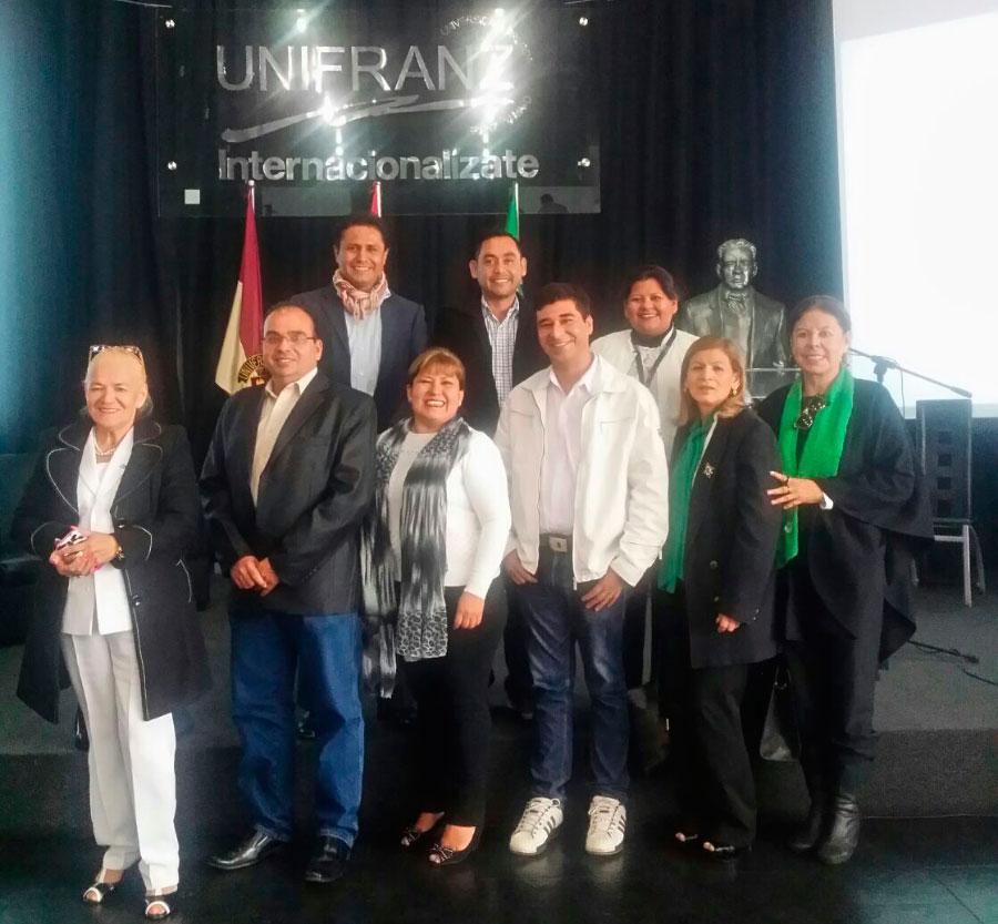 Jornadas Científicas UNIFRANZ